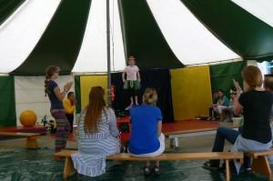 Circusfeestje Emma