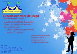 2017-09 Poster jeugdcircus Ede