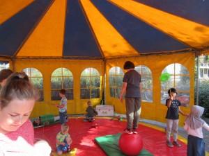 Tent BG 2