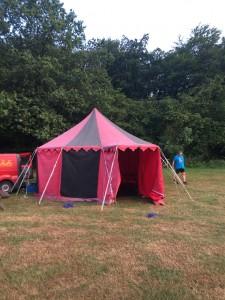 Tent RZ 1