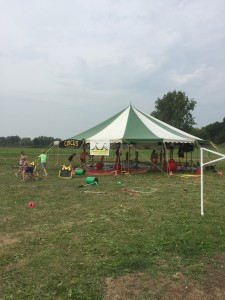 Tent GW 2