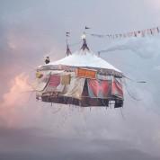 Circus op de Utrechtse Heuvelrug komt naar buiten
