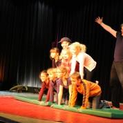 Eerste optreden Circus op de Utrechtse Heuvelrug een succes!