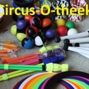 Nieuw: de Circus-O-theek