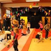 Ook kinderfeestjes bij Circus op de Utrechtse Heuvelrug