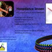 Cursus hoopdance in Rhenen