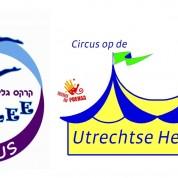 Bijzonder bezoek Circus op de Utrechtse Heuvelrug