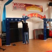 Circus op de Utrechtse Heuvelrug doet mee aan NLDoet