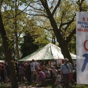Circus op Bevrijdingsfestival Wageningen 2016