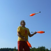 Circus op de Utrechtse Heuvelrug start met jongeren- en volwassenencursus